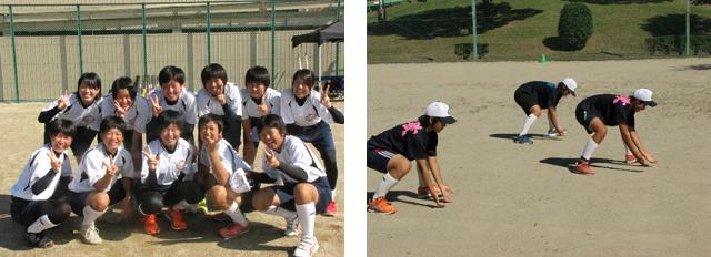 ソフトボールスクール(中学生)